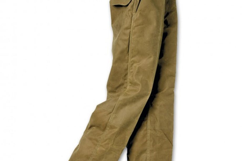 brown durable field pants