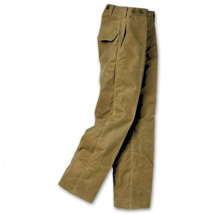 brown durable field pants