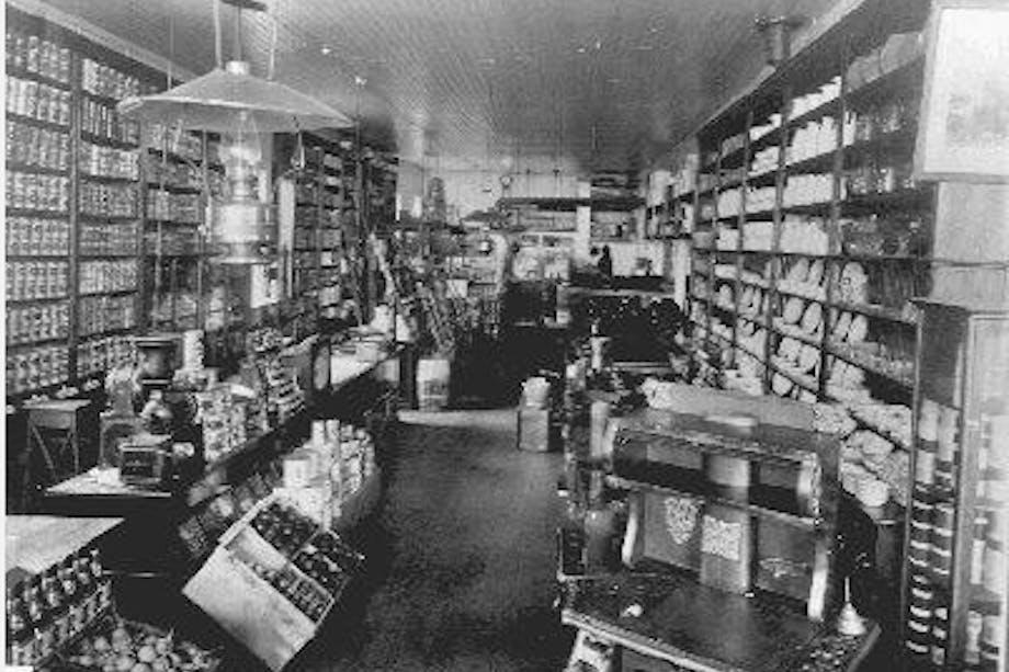 Filson's First Store - 1897