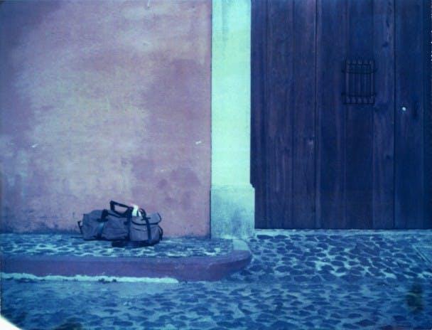 George Barnett - Antigua Polaroid
