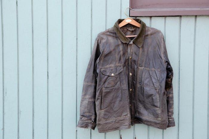 Brown Shelter Cloth Jacket