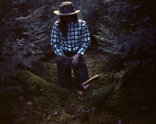 amewin witch sticks kindling