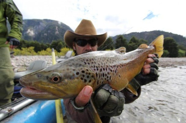 The Bozeman Angler Montana MT Pin Fly Fishing Guides Shop Fisherman River Trips