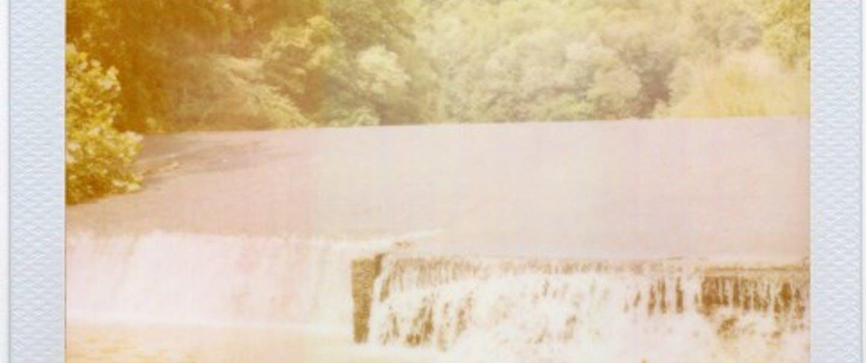 Red River Polaroid