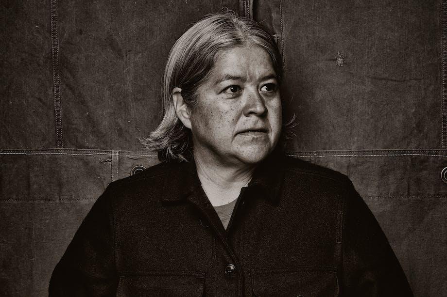 Barb Whiteman portrait