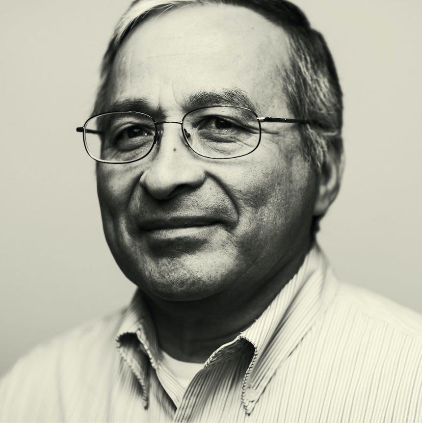portrait of Ernest Alvarado