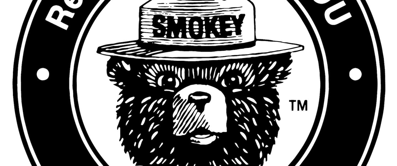 Smokey Bear Seal