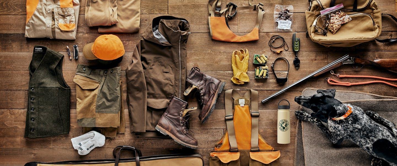 upland hunting gear