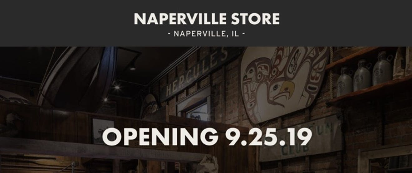 naperville opening 9/25/19