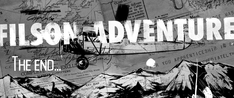 comic: filson adventure, the end