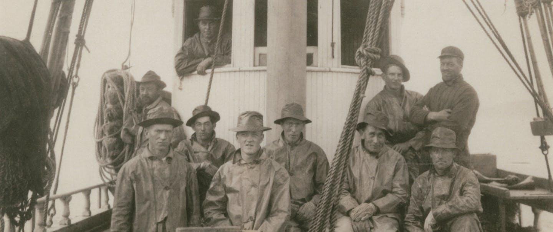 Deep Sea Fishermens Union Hero