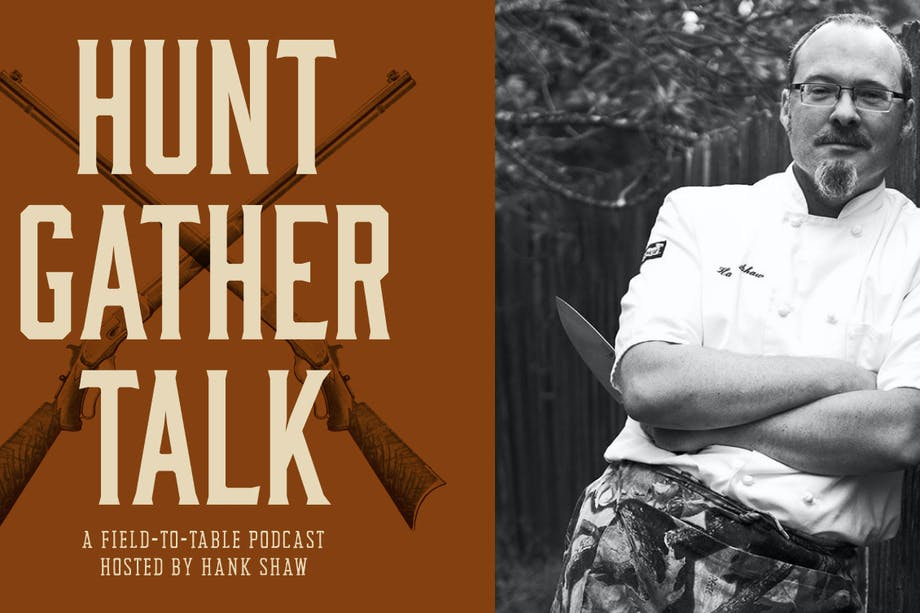 Hunt Gather Talk Header Image