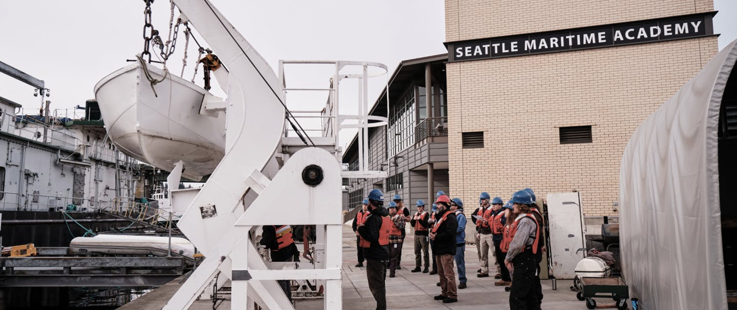 Seattle Maritime Academy Hero