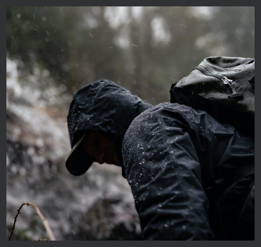 Technical Rainwear 1