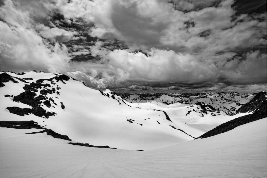 Cascade Glaciers 5