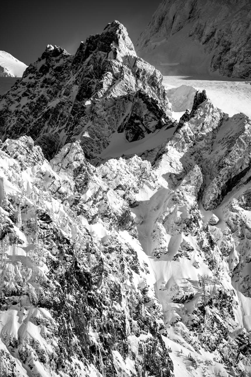 Cascade Glaciers 6