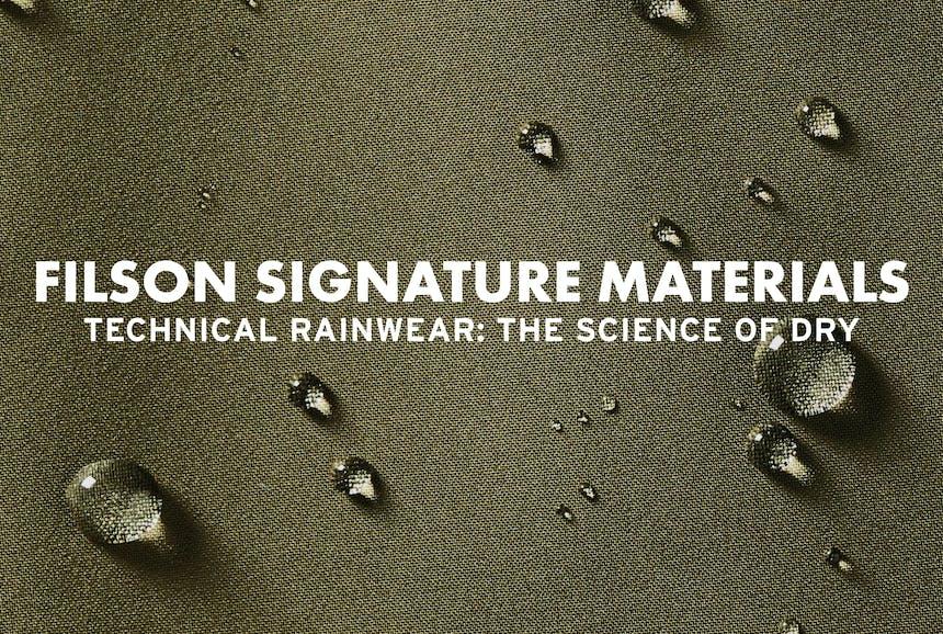 Filson Signature Materials Title_1