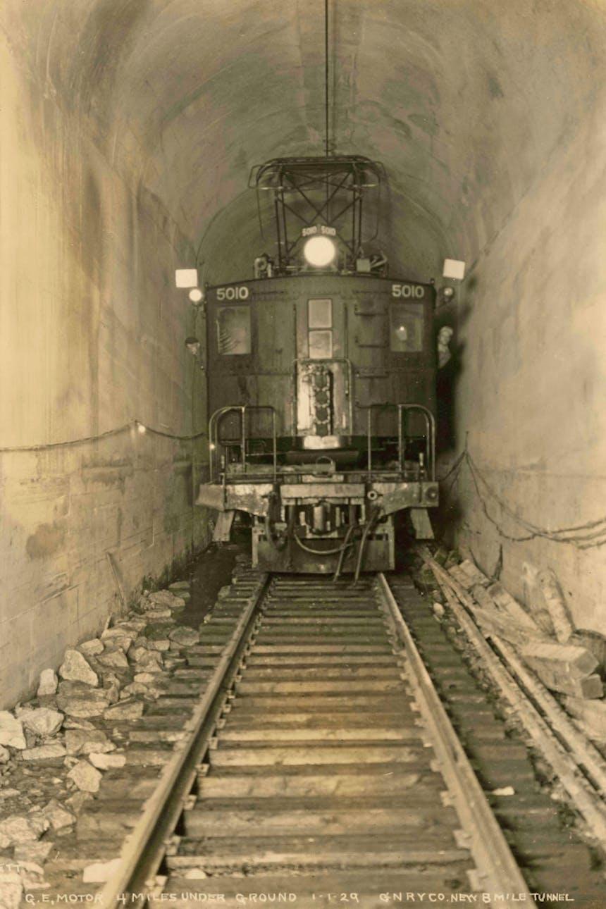 Great Cascade Tunnel 3-1