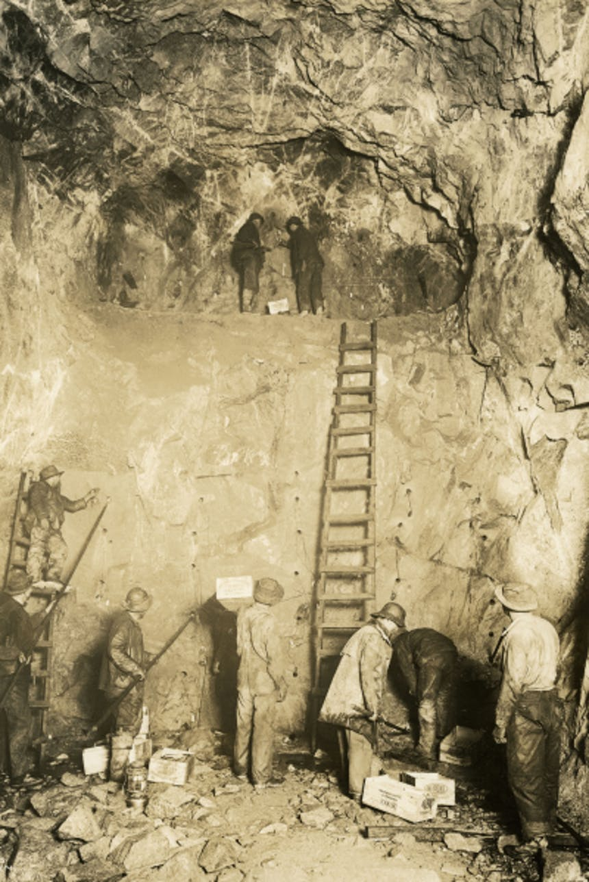 Great Cascade Tunnel 4-1