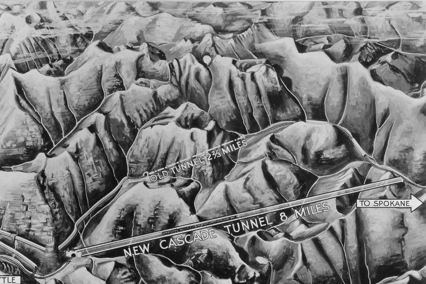 Great Cascade Tunnel 5