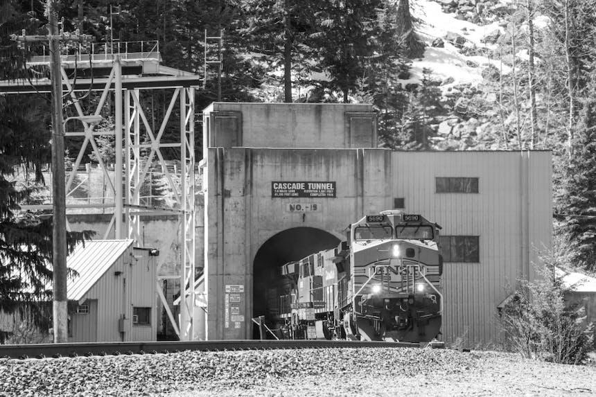 Great Cascade Tunnel 6