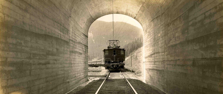 Great Cascade Tunnel HERO