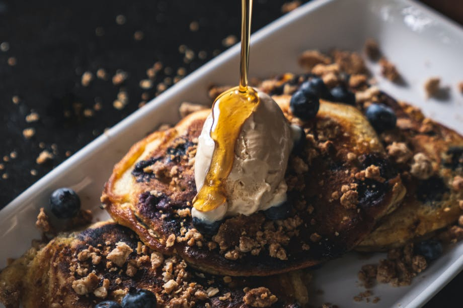 Blueberry Pancakes_Featured