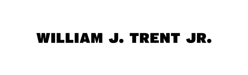 William J. Trent Jr