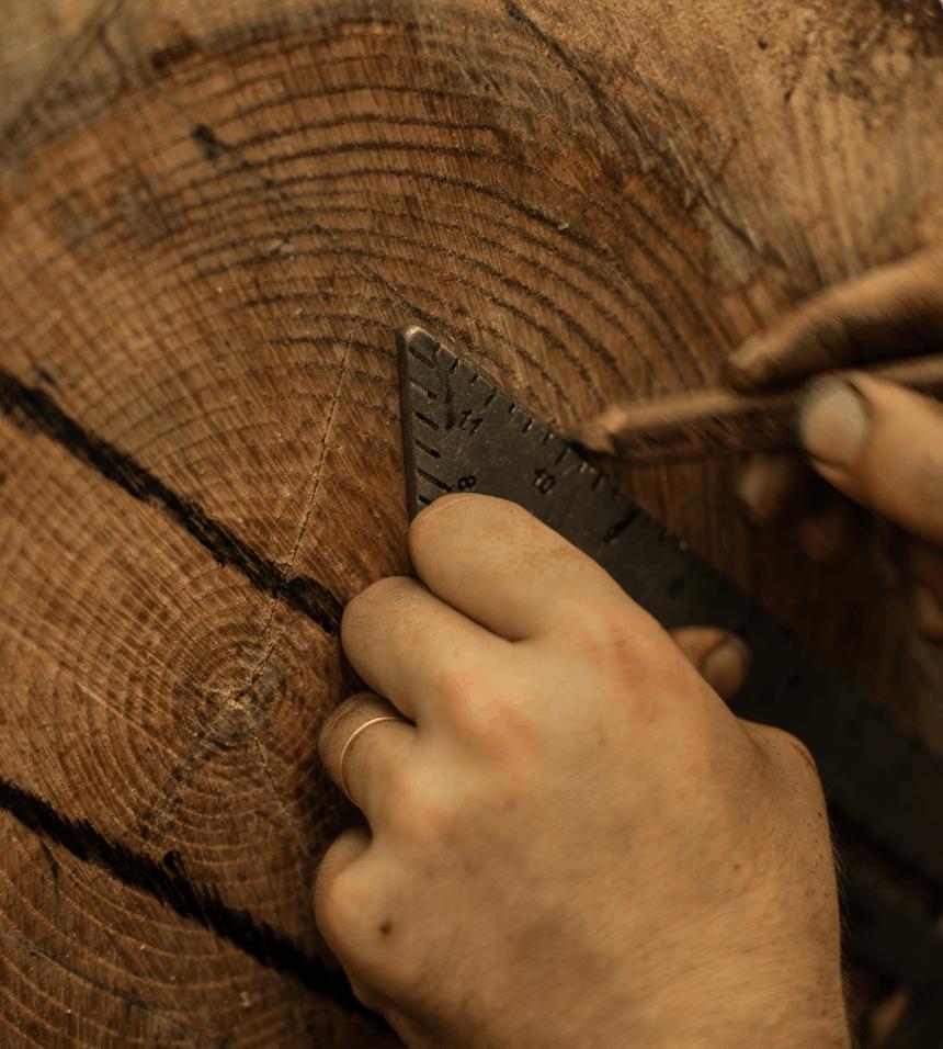 How to Build a Backyard Sawmill_10