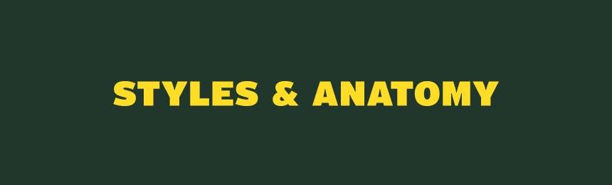 Styles & Anatomy