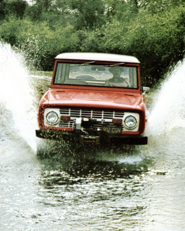 McKinley Thompson Jr. & the Ford Bronco_2
