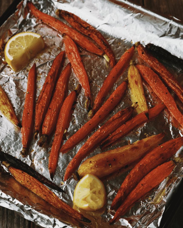Pheasant with Tarragon-Lemon Carrots_5_V2
