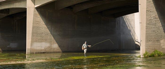 Fly Fishing Los Angeles River_HERO
