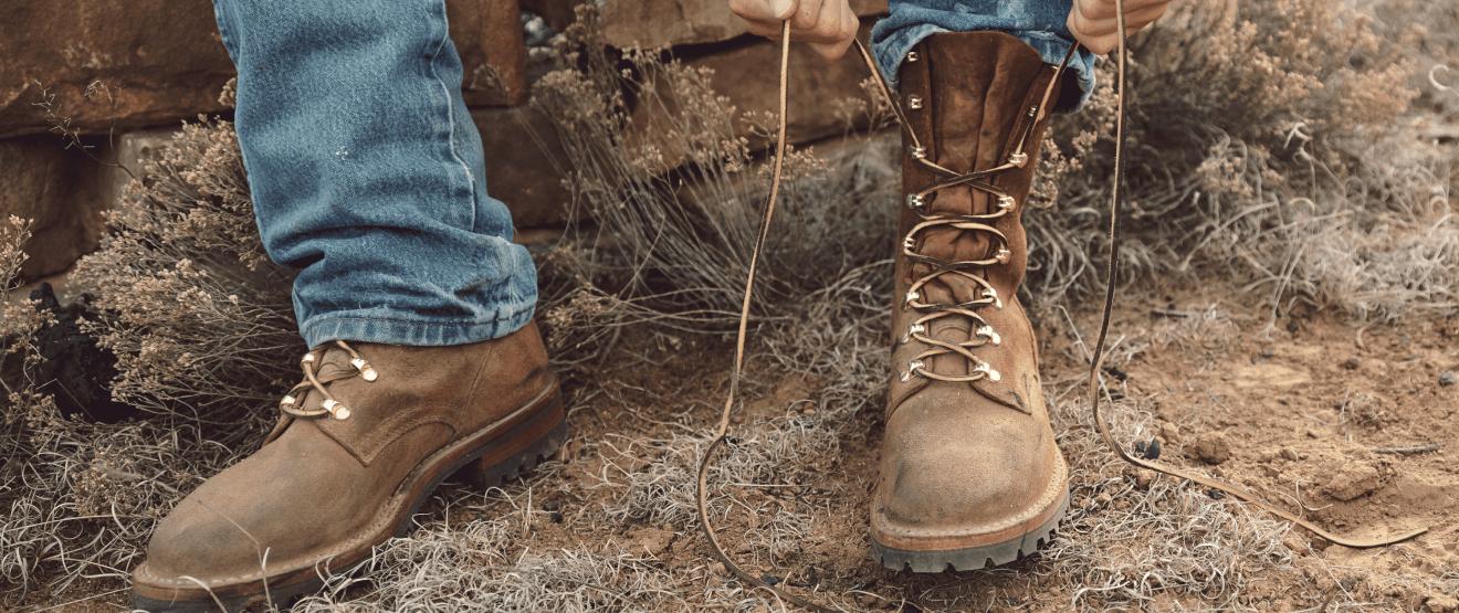 Filson x White's Boots Hybrid Boot