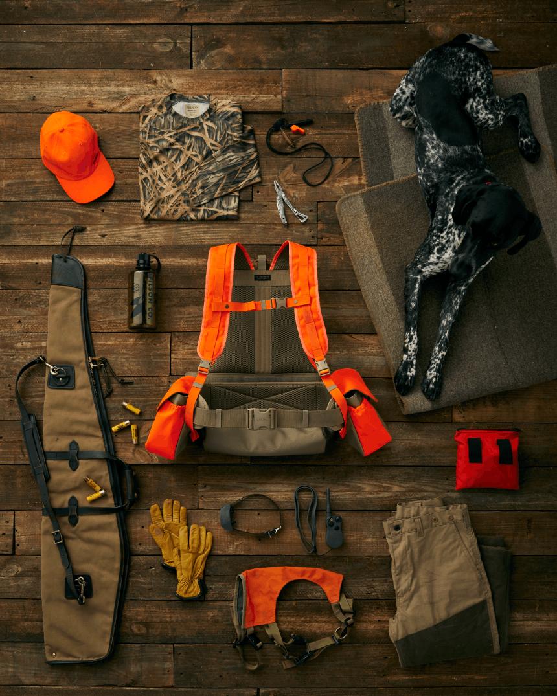 Filson upland hunting gear
