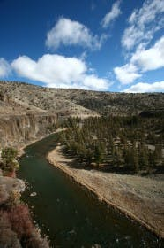 Crooked River Canyon