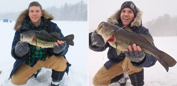 Ice Fishing - Rhon Bell - 3