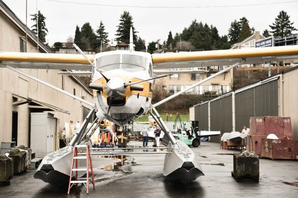 Kenmore Air - Beaver Floatplane