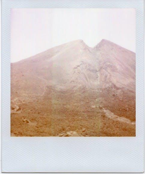 George Barnett - Antigua Volcanoe