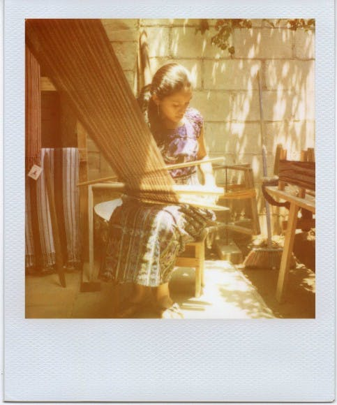 George Barnett - Antigua Textiles