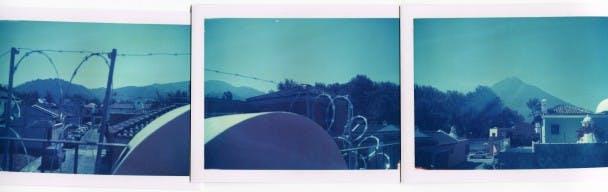 George Barnett - Antigua Panorama