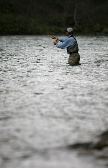 North Umpqua River - Judith O'Keefe