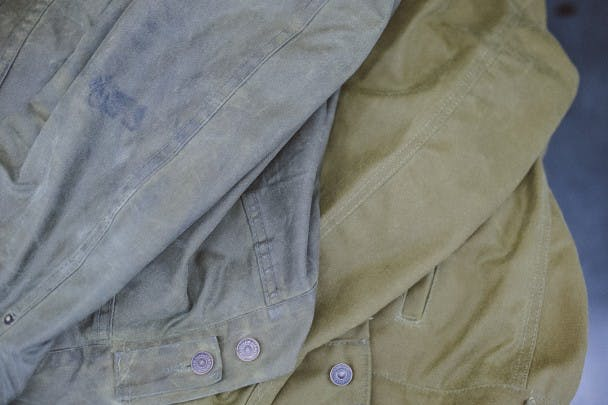 Filson Trucker Jacket