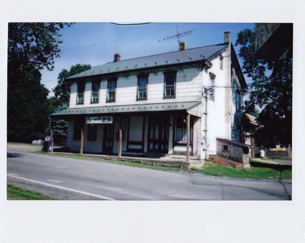 Carsonville, PA - Tyler Sharp