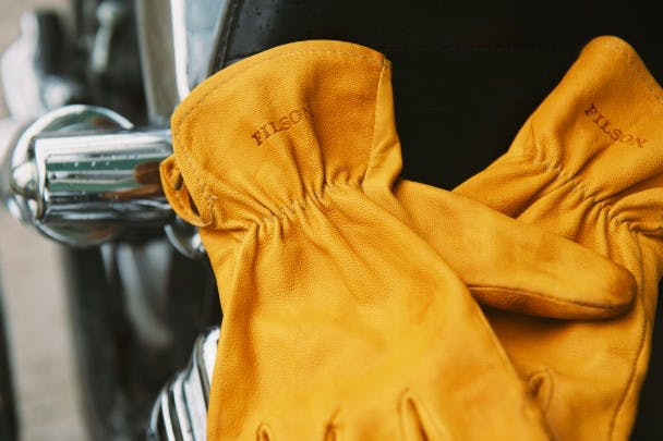Filson - Gloves - Harley Davidson