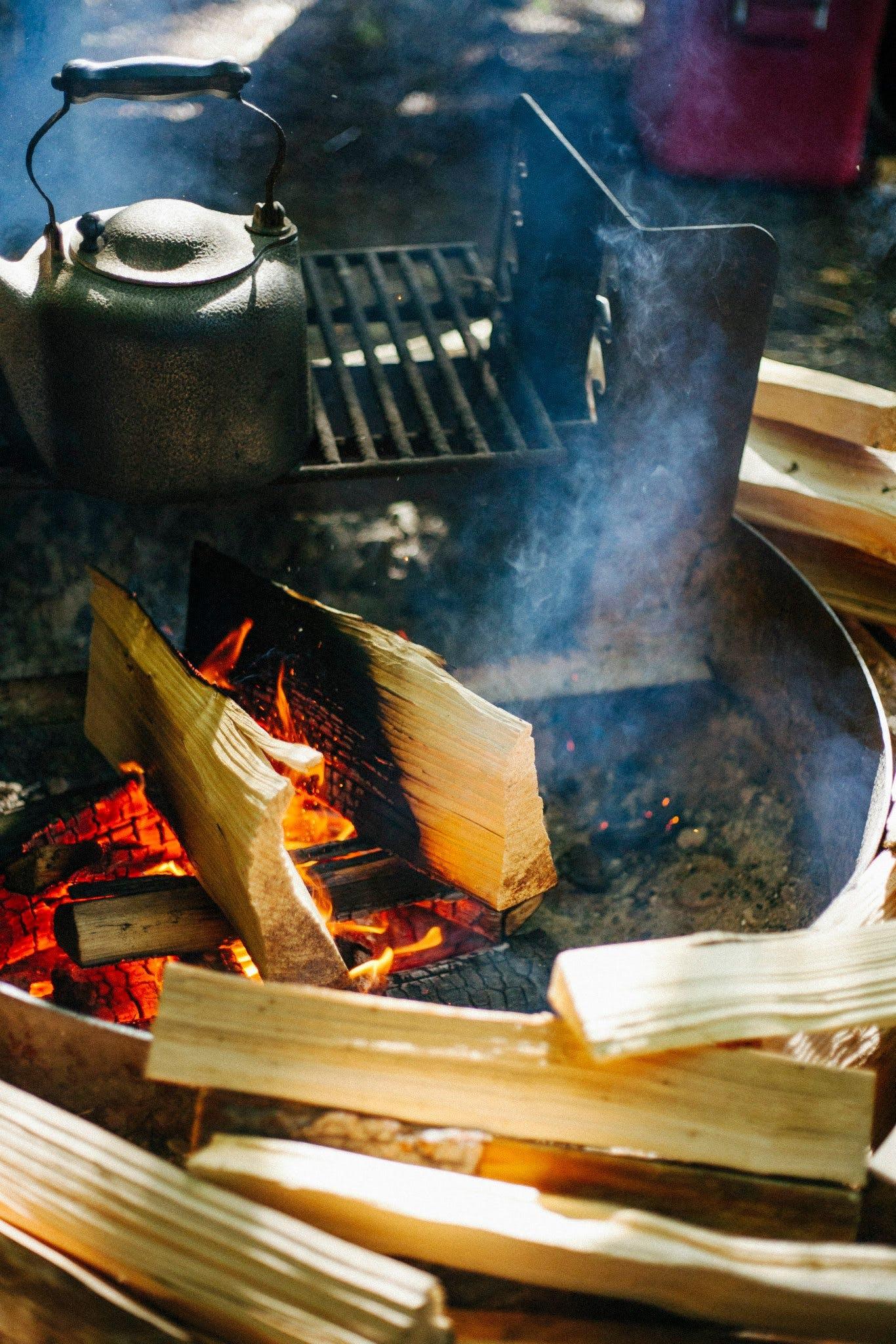 Campfire Cook - Jordan Butcher