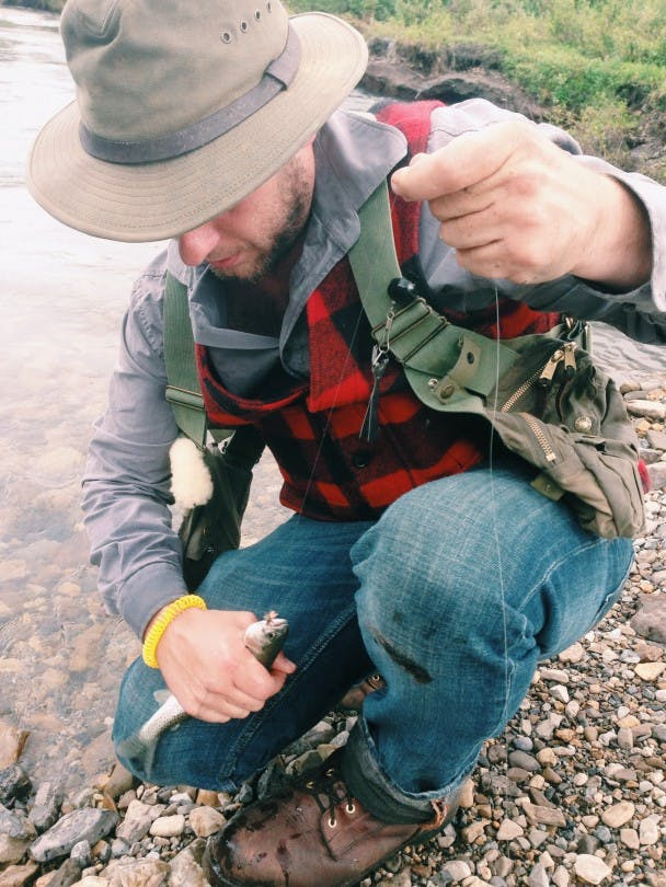Fishing in Bear Country - Filson Life - 3