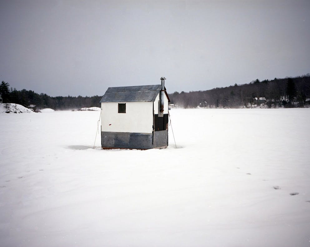 Filson Life - Ice Fishing - 12