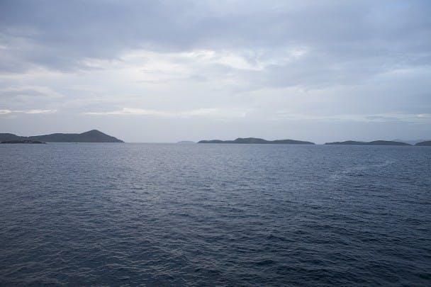 8 the sea