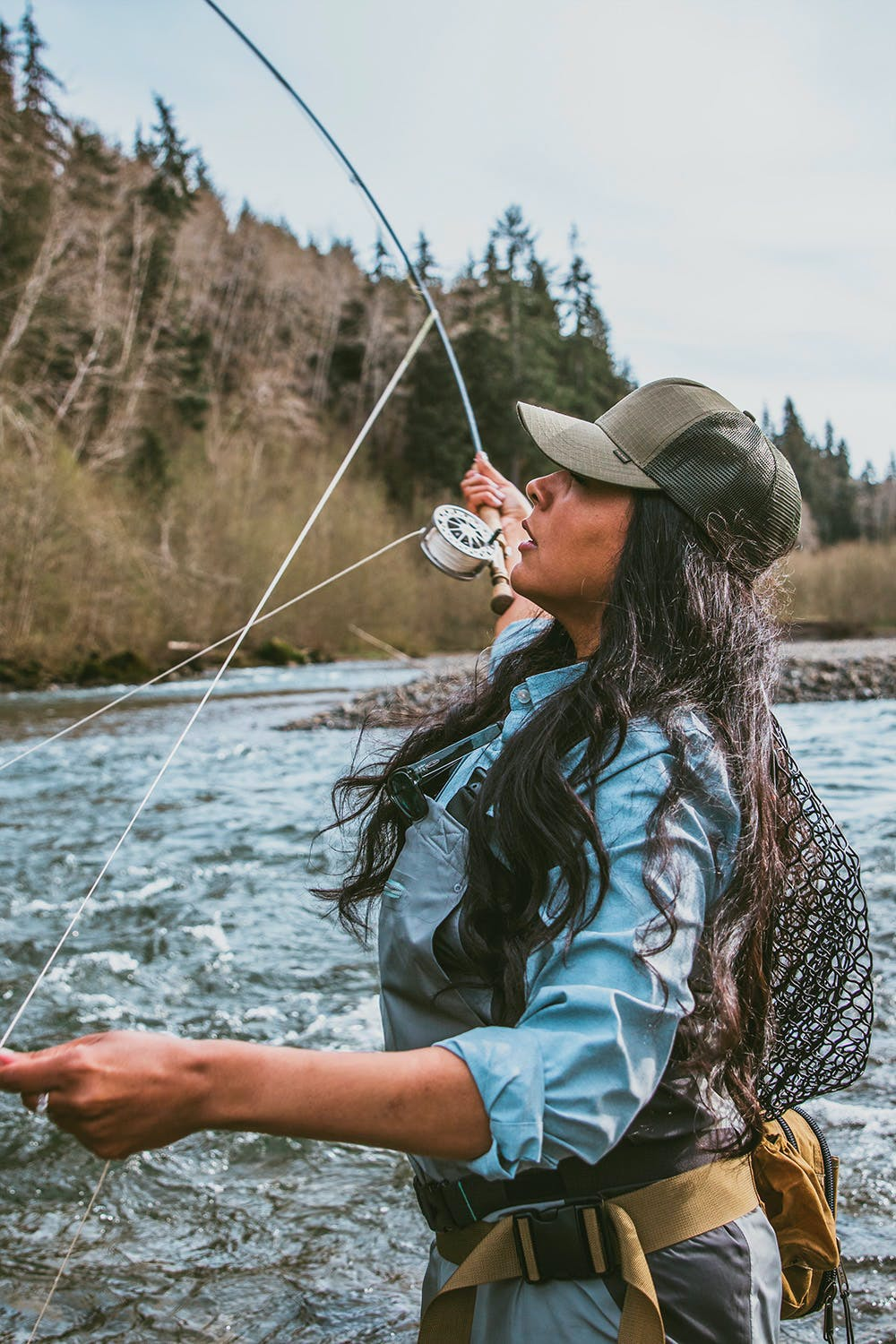 Navajo Fly Fisher